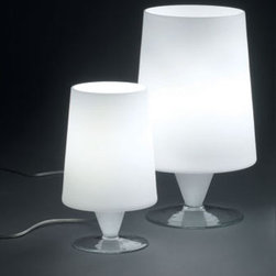 Sofia Table Lamp By Modiss Lighting - Sofia by Modiss Sofia are elegant slender table lamps.