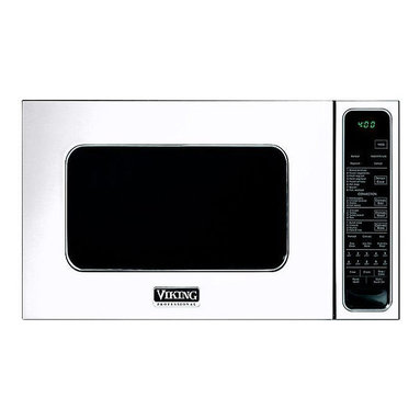 Viking Professional Series Countertop Microwave Oven, White | VMOC206WH - Multiple Convection Modes