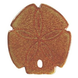 "Glass Tile Oasis - Sand Dollar Pool Accents Brown Pool Glossy Ceramic - Sheet size:  5""        Tile thickness:  1/4""        Sheet Mount:  Mesh Backed    Sold by the piece       -  We offer six lines of in-stock designs ready for immediate delivery including: The Aquatic Line  The Shadow Line  The Hang 10 Line  The Medallion Line  The Garden Line and The Peanuts® Line.All of the mosaics are frost proof  maintenance free and guaranteed for life.Our Aquatic Line includes: mosaic dolphins  mosaic turtles  mosaic tropical and sport fish  mosaic crabs and lobsters  mosaic mermaids  and other mosaic sea creatures such as starfish  octopus  sandollars  sailfish  marlin and sharks. For added three dimensional realism  the Shadow Line must be seen to be believed. Our Garden Line features mosaic geckos  mosaic hibiscus  mosaic palm tree  mosaic sun  mosaic parrot and many more. Put Snoopy and the gang in your pool or bathroom with the Peanuts® Line. Hang Ten line is a beach and surfing themed line featuring mosaic flip flops  mosaic bikini  mosaic board shorts  mosaic footprints and much more. Select the centerpiece of your new pool from the Medallion Line featuring classic design elements such as greek key and wave elements in elegant medallion mosaic designs."