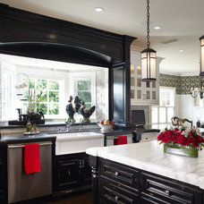 Contemporary Country - Cool Kitchen Ideas - Lonny