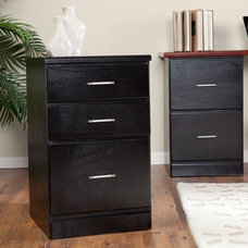 Contemporary Filing Cabinets And Carts by Hayneedle