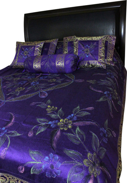 Asian Duvet Covers And Duvet Sets by Banarsi Designs