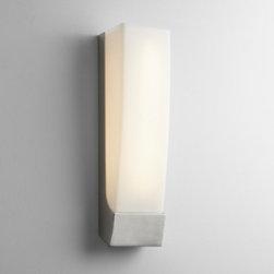 Oxygen Lighting   Apollo Wall Sconce -Open Box -