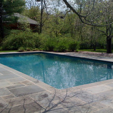 Traditional Swimming Pools And Spas by Rick Pinto Swimming Pools, Inc