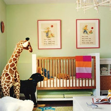 Eclectic  eclectic nursery- dominomag