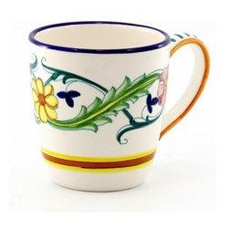 Artistica - Hand Made in Italy - Corona: Mug - Corona Collection.