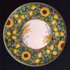 Mediterranean Outdoor Tables by ITALIAN DECORATIVE ART by Romeo Cuomo