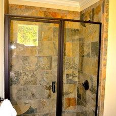 Traditional Bathroom by Hardwood Floors & More
