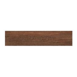 Quarter Sawn Oak Wood Plank Ceramic Tile -