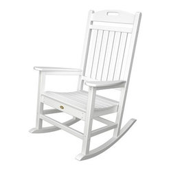 Trex Outdoor Furniture Yacht Club Rocking Chair