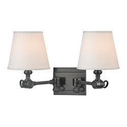 Hudson Valley - Hudson Valley Lighting 6232-OB 300 2 Light Wall Sconce - Hudson Valley Lighting 6232-OB 300 2 Light Wall Sconce