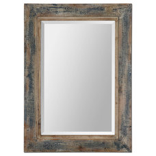 Rustic Wall Mirrors by Fratantoni Lifestyles