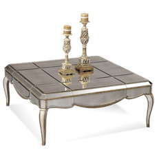 Transitional Coffee Tables by Carolina Rustica