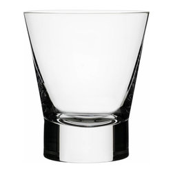 Iittala - Aarne Clear Double Old-Fashioned Glasses, Set of 2 - Make yours a double with these chic old-fashioned glasses. The larger design allows for 12 ounces of your favorite libation while keeping things stylish with a fresh and modern design. Post cocktail hour, you won't even have to worry about hand-washing these since they're dishwasher safe.