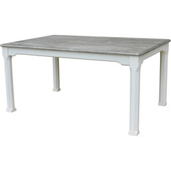 Trade Winds Furniture Harborton Breakfast Table
