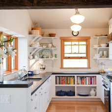 Eclectic Kitchen by The Kitchen & Bath  Studio