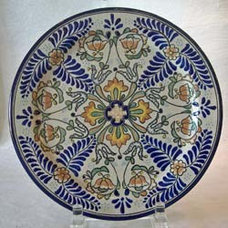 Mediterranean Plates by The Clay Corner