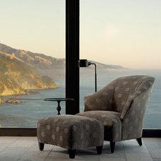 Contemporary Bedroom by Hensel Design Studios