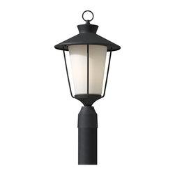 Murray Feiss - Murray Feiss OL8408TXB Hawkins Square 1 Bulb Textured Black Outdoor Lighting - Murray Feiss OL8408TXB Hawkins Square 1 Bulb Textured Black Outdoor Lighting