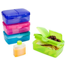Contemporary Lunch Boxes And Totes by The Container Store