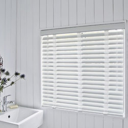 Smith and Noble Metal Blinds - Our wood blinds combine the beauty of carefully selected, sustainable woods. Starting at $68+
