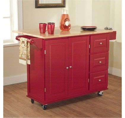 Traditional Kitchen Islands And Kitchen Carts by Sears