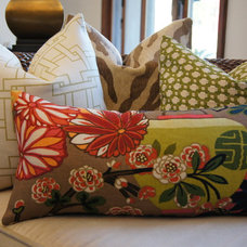 Eclectic Decorative Pillows by Pillow Love by Lekalia Interiors