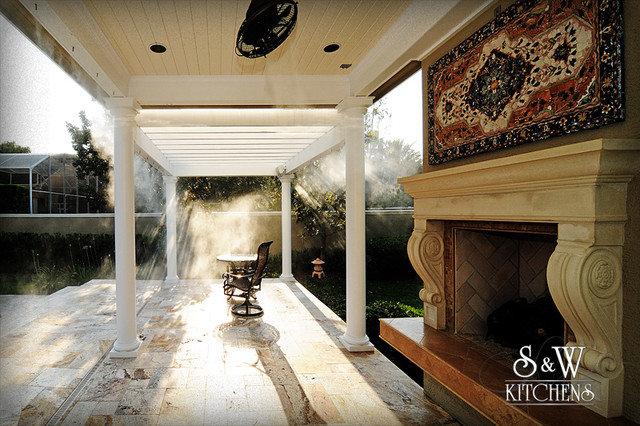 Patio by Krista Agapito - S&W Kitchens, Inc.