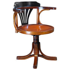 Desk Chair and Pursers Desk Chair