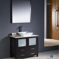 Modern Bathroom Sinks by DecorPlanet.com