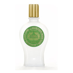 Everybody's Ayurveda - Pitta Soyveda Ayurvedic Body Wash - This Pitta-balancing fragrance inspires serenity and promotes peace. Soyveda Ayurvedic Body Care is a collection of natural body care products based on the healing properties of Ayurveda. All of our products are created with Natural, plant-based formulas and with fragrances made with organic ingredients. 100% Vegan. No parabens, phthalates, dioxin or chemical solvents. Never animal Tested. Made in the USA. Glass and Metal. 100 ml.Package Includes:Ayurvedic Body Wash OnlyDimensions:Length: 1.5 inch