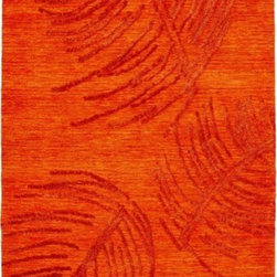 "Dynamic Rugs - Dynamic Rugs Soho 99105-602 (Rust) 3'6"" x 5'6"" Rug - This Hand Tufted rug would make a great addition to any room in the house. The plush feel and durability of this rug will make it a must for your home. Free Shipping - Quick Delivery - Satisfaction Guaranteed"