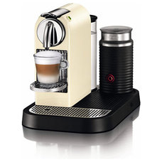 Contemporary Coffee Makers by Nespresso