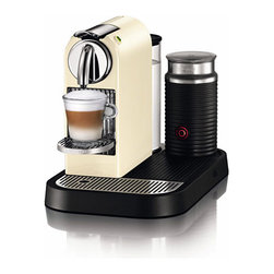Citiz & Milk Nespresso Machine - Skip going out for coffee and enjoy a cappuccino in your winter hideaway.
