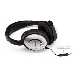 QuietComfort 15 Acoustic Noise-canceling Headphones - These are a splurge, but just think of those loud dorm room neighbors. Give your child peace of mind with this handy escape from overstimulating surroundings. You won't regret it, and they will thank you later.