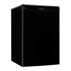 Outdoor Great Room - Danby Silhouette Refrigerator - Darby silhouette refrigerator2.5 cu. foot capacity with reversable door hinge