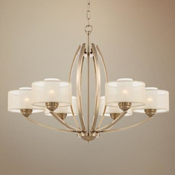 Possini Euro Alecia Chandelier -
