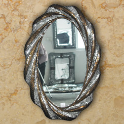 Luxury Handmade Mosaic Mirrors - Please browse more selected products on our houzz page:http://www.houzz.com/pro/dintin
