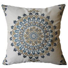 Contemporary Decorative Pillows by KH Window Fashions, Inc.