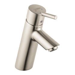 Hansgrohe - Hansgrohe 32040821 Talis S Single-Hole Lavatory Faucet, Brushed Nickel - Hansgrohe 32040821 Talis S Single-Hole Lavatory Faucet, Brushed Nickel