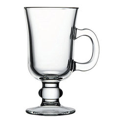 Hospitality Glass - Irish Coffee Cups, Set of 24 - 8 oz Irish Coffee