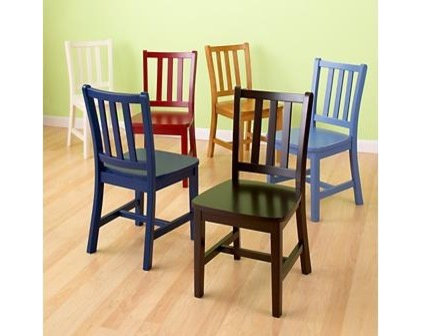 Traditional Kids Chairs by The Land of Nod