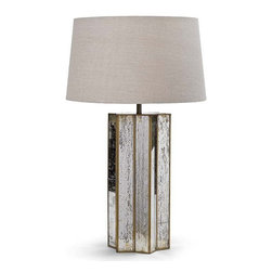 Regina Andrew - Antique Mercury Star Lamp - Regina Andrew Design redefines contemporary style. With an artist's eye, they skillfully mix modern with rustic; elegant with casual; romantic with relaxed. It's an eclectic vision that resonates with natural style, and a modern new look at how we live today.