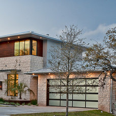 Modern Exterior by Bryant Hill Media