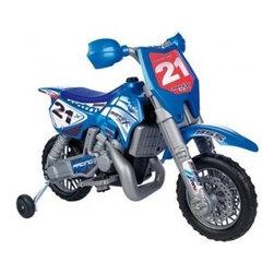 BIG TOYS USA - FEBERCROSS SXC 6V DIRT BIKE FEB-800003867 - Febercross SXC 6v Dirt Bike