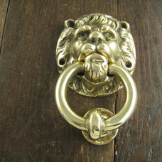 Traditional Door Knockers by Leominster Reclamation and Architectural Salvage