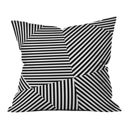 Three Of The Possessed Dazzle New York Outdoor Throw Pillow - Do you hear that noise? it's your outdoor area begging for a facelift and what better way to turn up the chic than with our outdoor throw pillow collection? Made from water and mildew proof woven polyester, our indoor/outdoor throw pillow is the perfect way to add some vibrance and character to your boring outdoor furniture while giving the rain a run for its money.