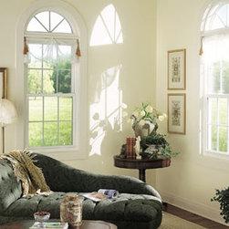 Centurion®: Quality Vinyl Windows - Centurion® windows are a positive reflection of your good taste. Photo by Alside