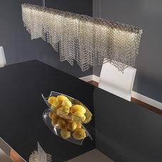 Contemporary Chandeliers by Rolando Luci Ltd