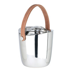 Riado - Boca Ice Bucket - Our products are handcrafted using high quality materials. Slight variations and imperfections are expected and are the inherent beauty of these items.